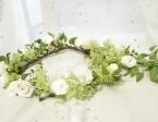 ハワイ挙式の花冠