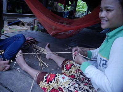 カンボジアの女性支援