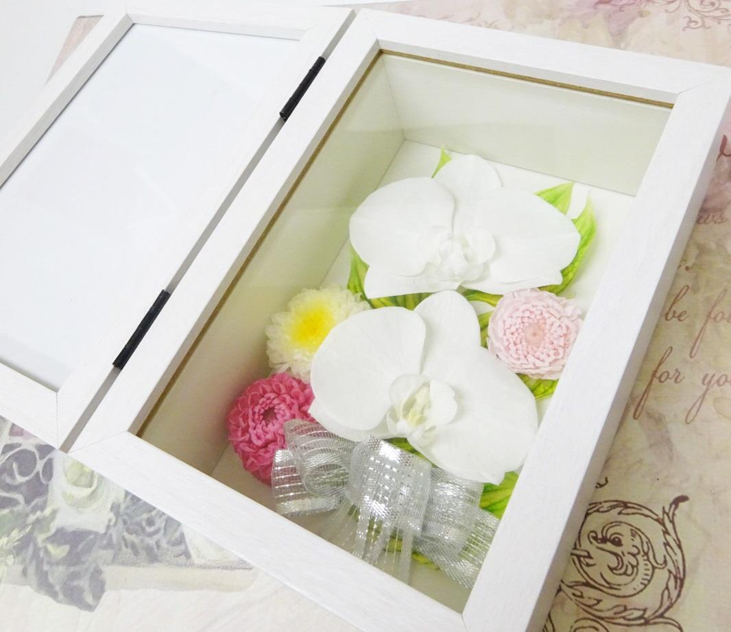胡蝶蘭のプリザーブドフラワー